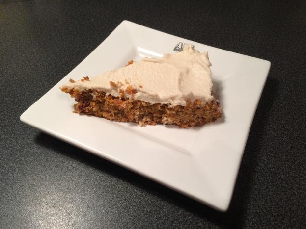 Carrot cake 002